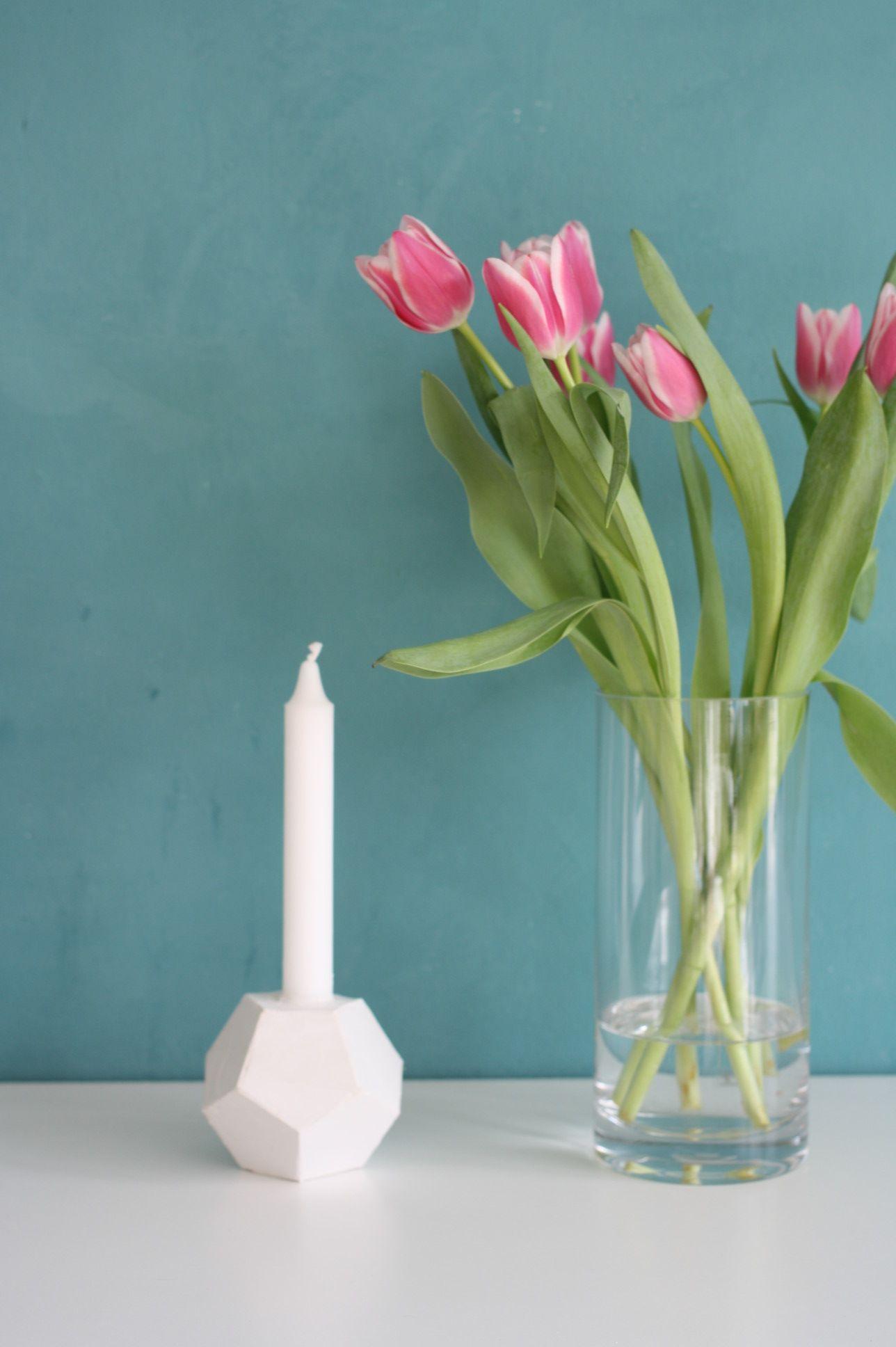 tulpen-kerze
